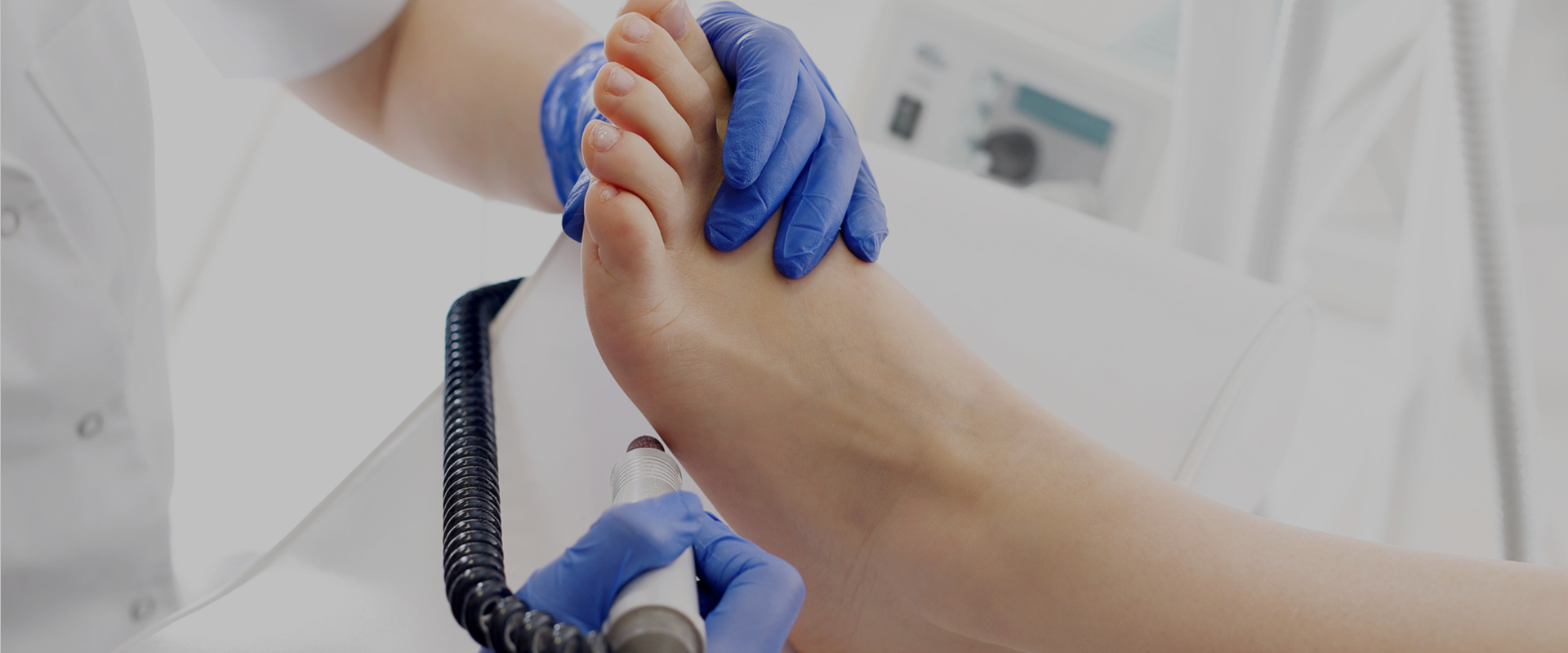 YOUR FIRST STEP to healthy feet in south Manchester and Cheshire